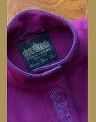 malinovo - švestkové paleto etiketa