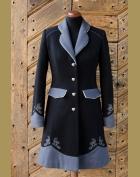 černý kabát 1