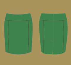 Röcke - Grün und Braun